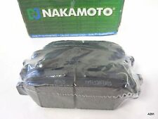 Nakamoto 1ABPS00315 Rear Premium Posi Metallic Brake Pad Set for Nissan Infiniti