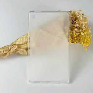 "For Samsung Galaxy Tab A7 Lite 8.7"" SM-T220 Matte Silicone TPU Thin Case Cover"