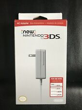 New 3DS XL 2DS AC Power Adapter Brand New Unopened Nintendo DS Charger USA