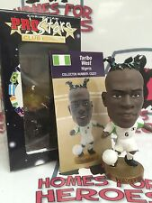 CORINTHIAN PROSTARS NIGERIA TARIBO WEST CG221 CLUB GOLD NEW IN WINDOW BOX