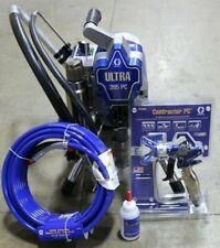 New listing Graco Ultimate Nova/ Ultra 395 Pc Stand 826237 or 17E844 Graco - New Hose & Gun!