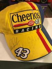Erin Crocker & Ray Everham signed Cheerios Racing hat