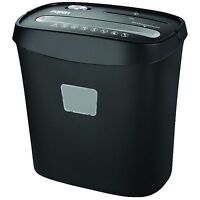 15L Cross Cut Paper Shredder - GorillaSpoke Office Gadgets - Free P&P IRE & UK!