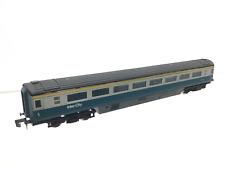 Graham Farish 0725 N Gauge BR Blue/Grey Mk3 Trailer 1st Coach W41015