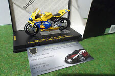MOTO HONDA RC211-V MotoGP 2004 #6 TAMARA au 1/24 IXO RAB087 miniature