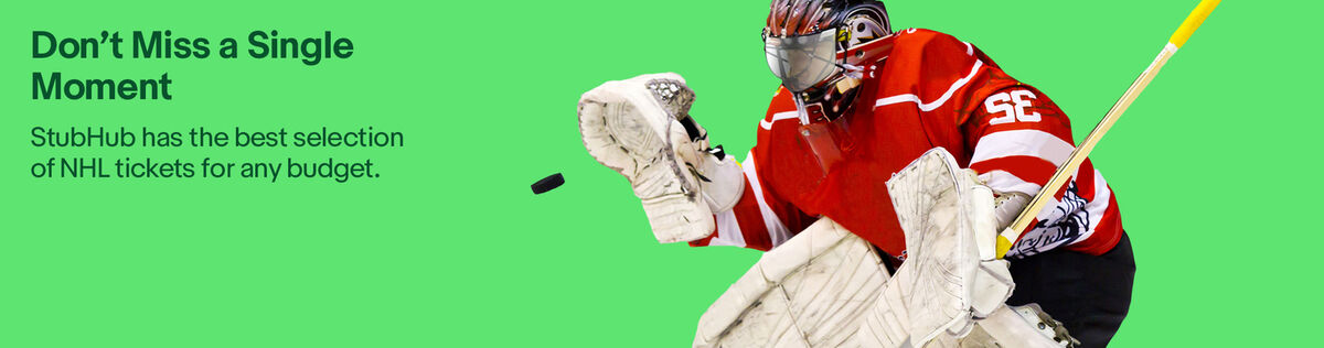 buy popular b1b03 d2e24 Stubhub has the best selection of NHL tickets on any budget.
