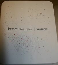 New in Box Verizon HTC Desire 530 Blue Lagoon 4G LTE 16 GB Smartphone HTCD160LVW