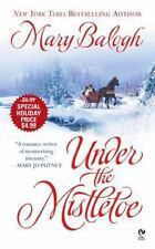 Under the Mistletoe by Mary Balogh (2007, Paperback) Romance