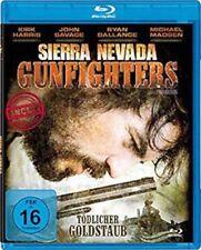 Sierra Nevada Gun Fighters (2013) - Blu Ray Disc - Uncut Version