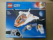 LEGO City 60224 Satellite Service Mission - New