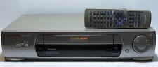 sehr guter VHS Videorecorder Panasonic NV-HD640 HiFi Stereo / 1 Jahr Garantie