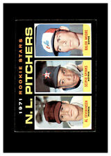 1971 Topps Set Break #747 Nl Rookie Pitchers Ex-Exmint *Gmcards*