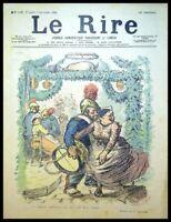 Le RIRE N°109 du 5 décembre 1896