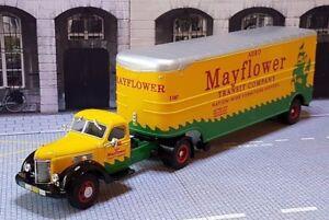 Truck Semi-trailers International Harvester 1/43 New & box ixo diecast model