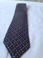 Simpson Of Piccadilly Silk Tie