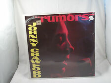 JOHNNY CRAWFORD Rumors SEALED 1983 German RE-press LINE ollp 5248 MONO vinyl