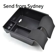 Ford Ranger PX2 PX3 Center Console Armrest Storage Tray + Rubber Mat (NOT TRIM)