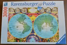 Ravensburger World Globe 3000-Piece Puzzle