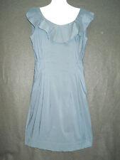 BCBG Max Azria Dress Elina Ink Blue  10