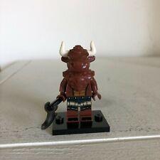 Lego Collectible Minifigures Series 6 8827 Minotaur 100% Complete