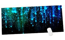 900*400MM Rubber Anti-Slip Laptop Computer Control Game Mouse Pad Mat Meteor XXL