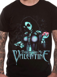 ** Bullet For My Valentine Armed T-Shirt OFFICIAL **