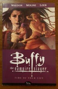 Buffy The Vampire Slayer Season 8 Volume 4: Time of Your Life NEW OOP Dark Horse