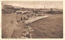 uk19106 the pier and the hoe plymouth  real photo uk