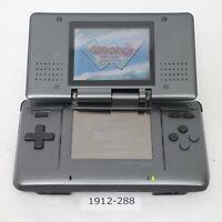 Nintendo DS Original console Black Working condition Region Free /1912-288