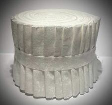 White Jelly Roll -Tone on Tone 18  2.5