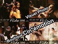 10 Photos Cinéma 21x28cm (2002) FRIDA Salma Hayek, Alfred Molina, Geoffrey Rush