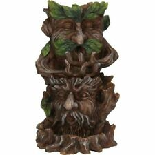 New Forest Elders Tree Spirit  BackFlow Incense Burner - with Free Incense Cones