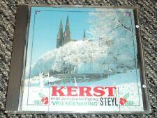 Zangvereniging Vriendenkring Steyl Kerst CD German Import Dutch Choir Christmas