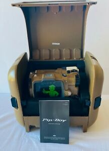FALL OUT 4 Pip Boy Case And Toy Xbox One Collectors Edition No Game FREE POST