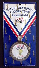 Kid's Future Olympian Looney Tune Award Medal USOC - TWEETY