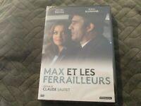 "DVD NEUF ""MAX ET LES FERRAILLEURS"" Michel PICCOLI, Romy SCHNEIDER"