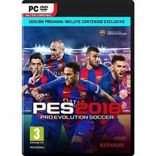 Videojuegos Pro Evolution Soccer PC