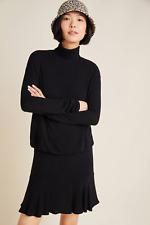 NWT$160 SEALED in PACKAGE- Anthropologie Bailey/44 Greta Mock Neck Dress