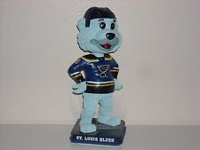 LOUIE St. Louis Blues Mascot Bobble Head 2016 Bighead Limited #d/150 *in stock