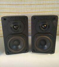 New listing Vintage Miller & Kreisel M&K S-3B Satellite Surround Speakers Pair