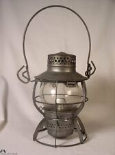 Antique L&N Railroad Lantern Dressel Arlington, NJ