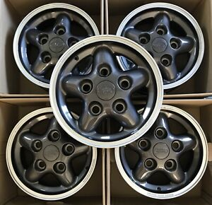 """Genuine Land Rover Defender Freestyle 50th Anniversary 16"""" Alloy Wheels x5"""