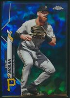 2020 Topps Chrome Sapphire #489 Colin Moran Pittsburgh Pirates