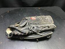 Rawlings Black Softball Glove