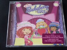 Strawberry Shortcake - Rockaberry Roll (SEALED NEW CD 2004)