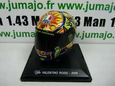 CM1F CASQUES MOTO GP 1/5  : VALENTINO ROSSI 2009 AGV GP-Tech «5 Continents»