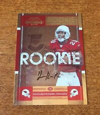 2008 Playoff Contenders #130 Dominique Rodgers-Cromartie Auto RC SEE PICS