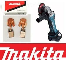 Makita CB430 Carbon Brushes Set BHR240 BCS550 BSS500 BSS501 BPJ140 BPJ180 M8