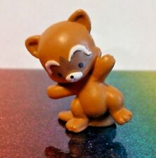 Twozies Season 1 DASHIE Raccoon Brown Mint OOP