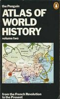 The Penguin Atlas of World History: v. 2 (Reference Books),Hermann Kinder, Wern